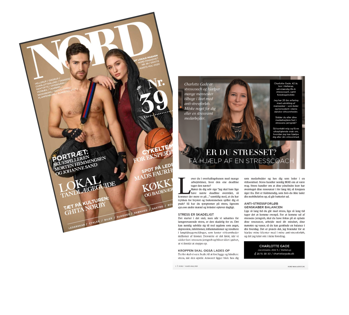 Charlotte Gade Nord Magasin
