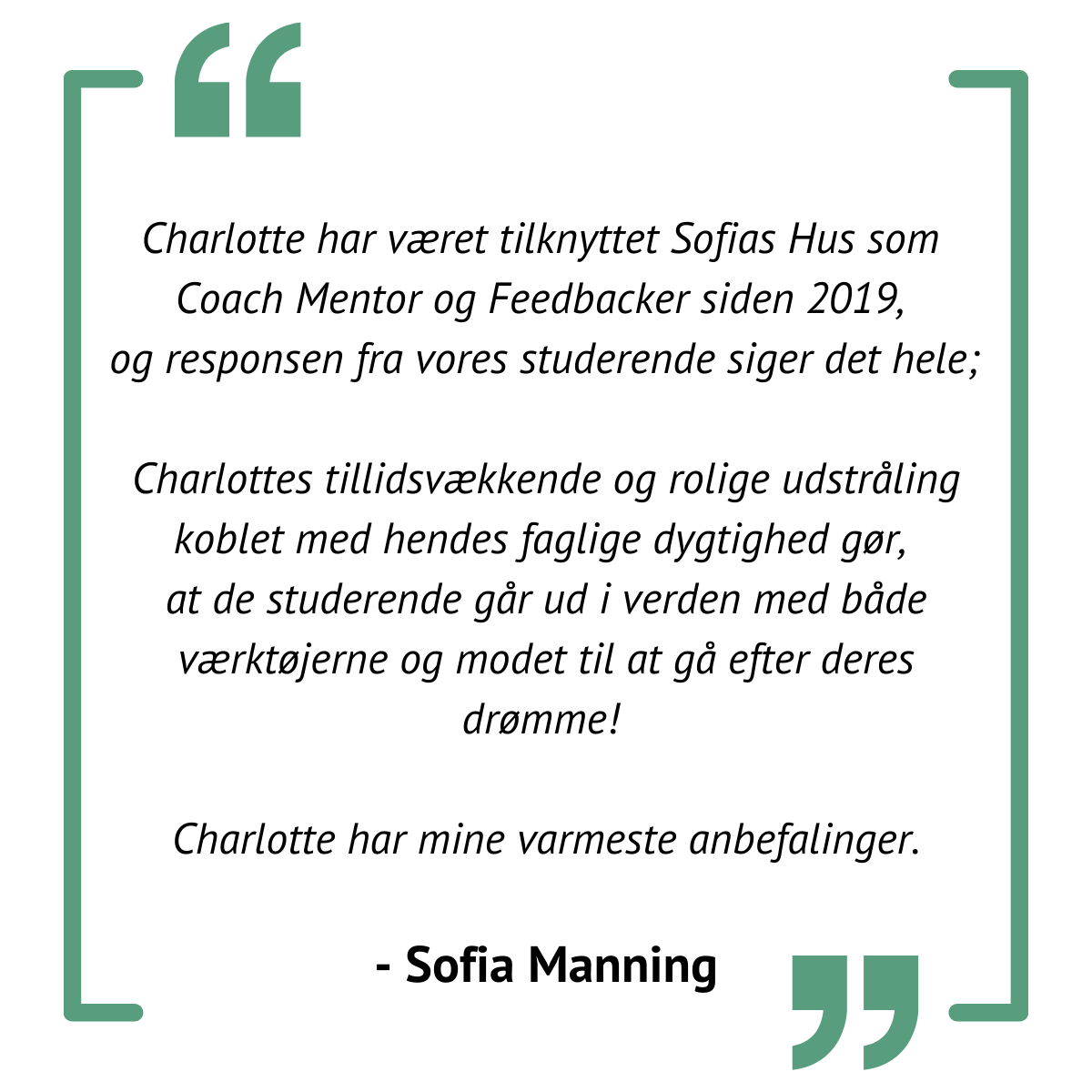 Charlotte Gade
