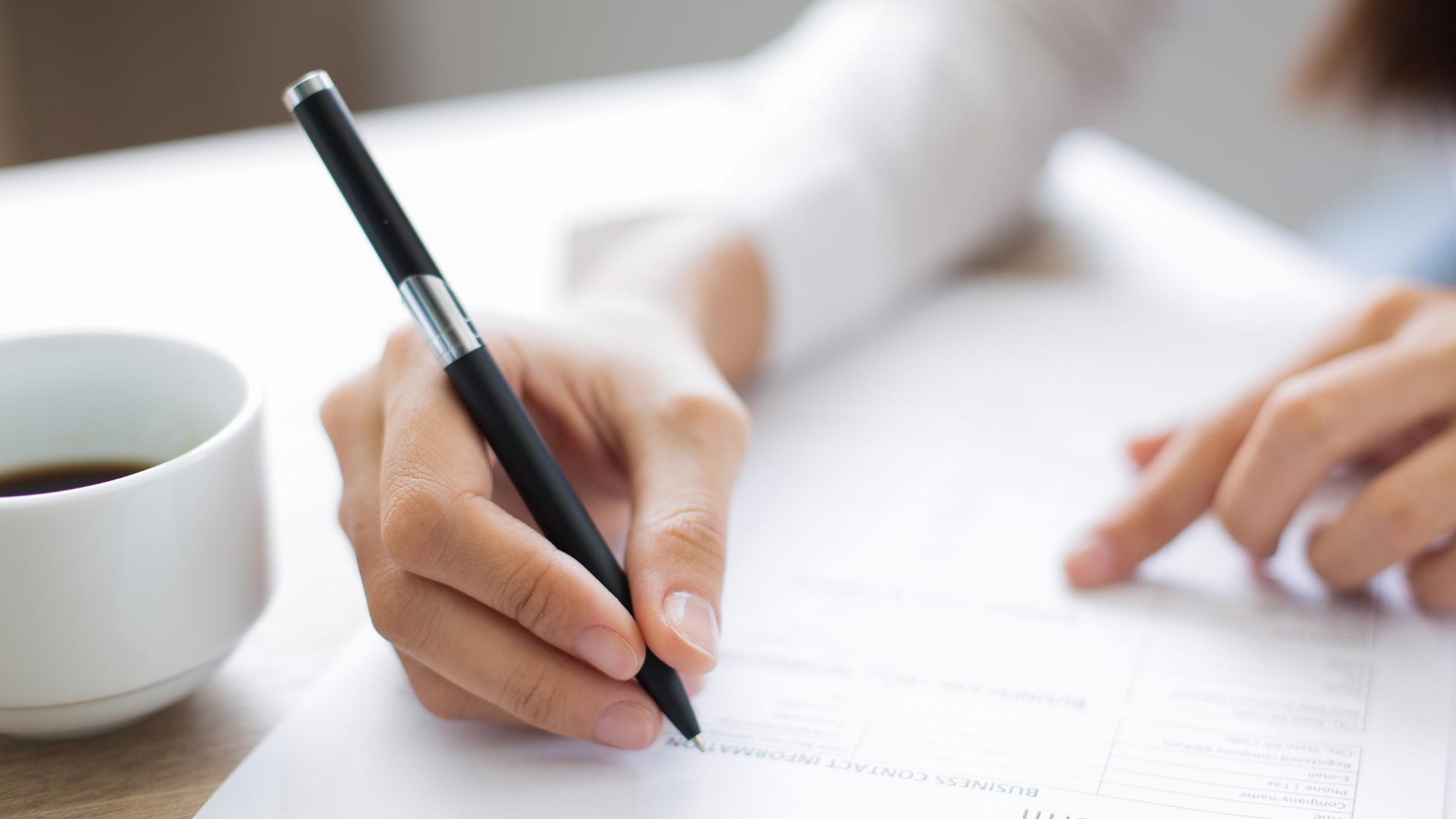 Skriv god ansøgning